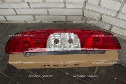 Задний фонарь левый на Fiat Doblo (2005-2009)