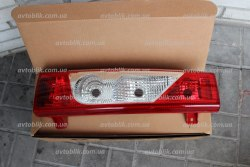 Задний фонарь правый на Fiat Scudo (2007-2015)