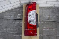 Задний фонарь левый на Fiat Fiorino (2008-2016) двухдверка