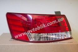 Задний фонарь левый на Hyundai Sonata (2005-2010)