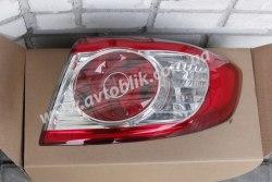Задний фонарь правый на Hyundai SantaFe (2009-2012)