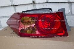 Задний фонарь левый на Honda Accord 7 (2006-2008)
