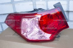 Задний фонарь левый на Honda Accord 8 (2011-2013)