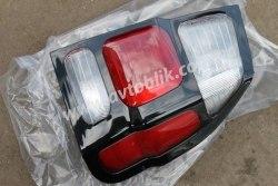 Задний фонарь левый на Mitsubishi Pajero Sport (2000-2008)