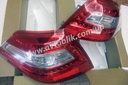 Задний фонарь левый на Nissan Teana J32 (2008-2014)