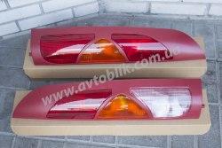 Задний фонарь левый на Renault Kangoo (1997-2003)