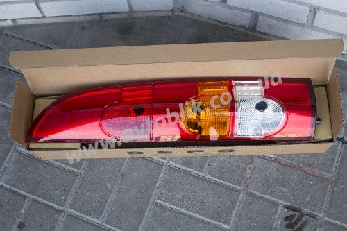 Задний фонарь правый на Renault Kangoo (2003-2009)