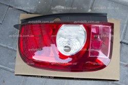 Задний фонарь левый на Renault Duster (2010-2015)