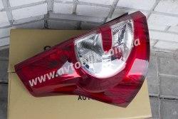 Задний фонарь правый на Renault Sandero (2008-2013)