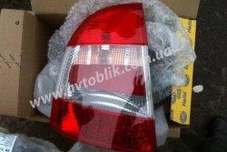 Задний фонарь правый на Skoda Superb (2006-2008)