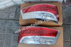 Задний фонарь правый на Toyota Avensis (2009-2011)