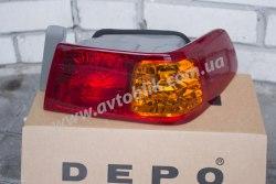 Задний фонарь левый на Toyota Camry 20 (1999-2001)