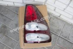 Задний фонарь левый на Toyota Land Cruiser Prado 120