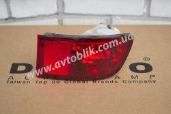 Задний правый фонарь в бампер на Toyota Land Cruiser Prado 120