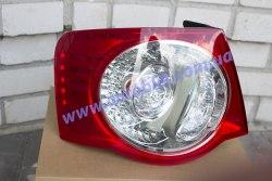 Задний фонарь левый на Volkswagen Jetta (2006-2010)