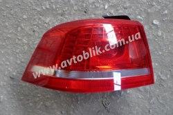 Задний фонарь правый на Volkswagen Passat B7 (2011-2015) Led