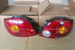 Задний фонарь левый на Daewoo Matiz (2001-2011) FPS