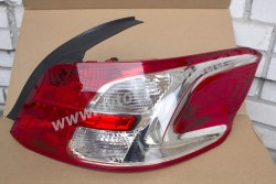Задний фонарь левый на Peugeot 301 (2013-2017)