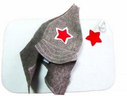 Набор для бани и сауны OBSI Звезда 2 предмета