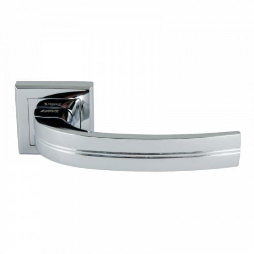 Ручка дверная Нора-М 106 К Al