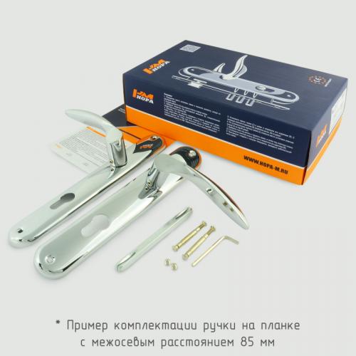 Ручка на планке Нора-М 101-85 мм