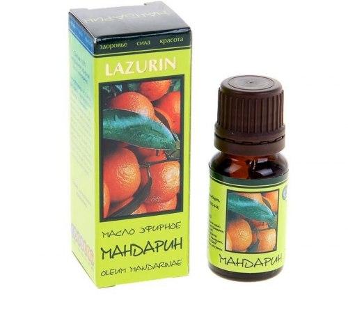 Мандариновое масло LAZURIN 10мл