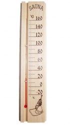 Термометр для бани и сауны(большой) OBSI ТТ-03