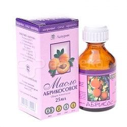 Абрикосовое масло (косметическое) LAZURIN