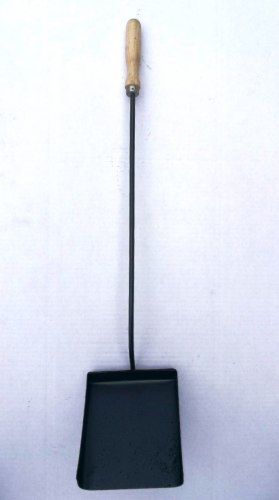 Совок с деревянной ручкой 740мм