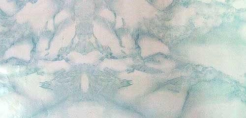 Пленка с/к 0,45х8м (мрамор голубой) Deluxe 3807-2