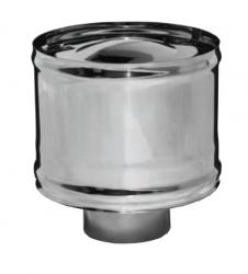 Дефлектор (ветрозащита) FERRUM AISI 430/0,5