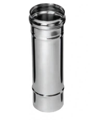 Дымоход 0,5м FERRUM AISI 430/0,8