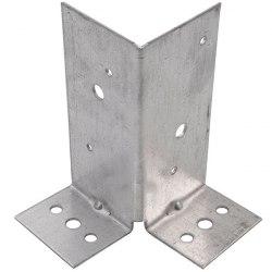 Опора колонны BILTI универсальная 45*170