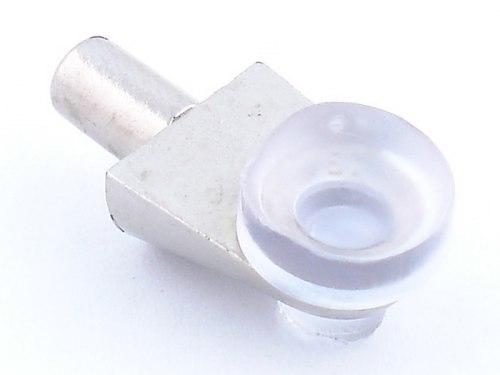 Полкодержатель 5*8 с амортизатором прямой 37108.001