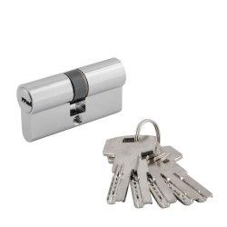 Цилиндровый механизм Нора-М ECO AL ЛП ключ/ключ симметричный