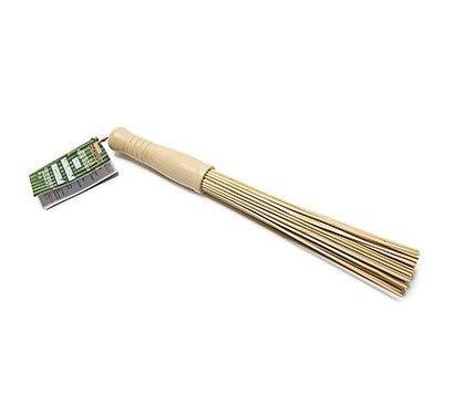 Веник из бамбука 60см, 0.2см прут Добропаровъ