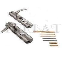 Комплект ручек для китайских дверей MARLOK 8575 BS