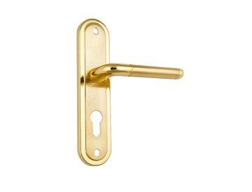 Ручки на планке м/о55мм S-Locked L 155-247 PB/SB