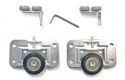 Комплект универсальных роликов для ДСП 16 мм AMIX PML-16