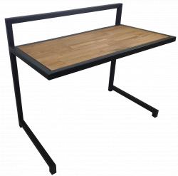 Стол письменный ЗСИ Лофт-1