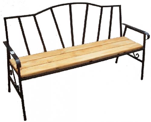 Скамейка № 5