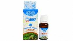 Эфирное масло «Кипарис» 15мл OBSI БМ101