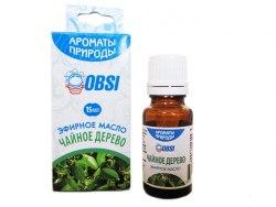 Эфирное масло «Чайное дерево» 15мл OBSI БМ075