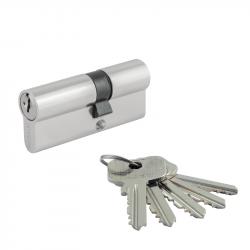 Цилиндровый механизм Нора-М ECO AL ЛВ ключ/вертушка