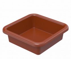 Ящик универсальный 3,0л (235×235×70мм) АП 114