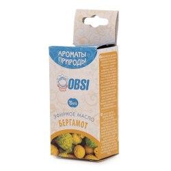 Эфирное масло «Бергамот» 15мл OBSI БМ065