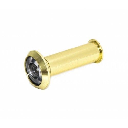Глазок дверной SOLLER 50-75мм золото