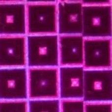 Пленка самоклеящаяся гологорамма SOLLER 0,45*8м М011К малиновая