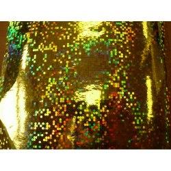 Пленка самоклеящаяся гологорамма SOLLER 0,45*8м М015В желтая