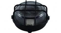 Светильник НПП 03-100-010.2 Луна решетка черный 10552